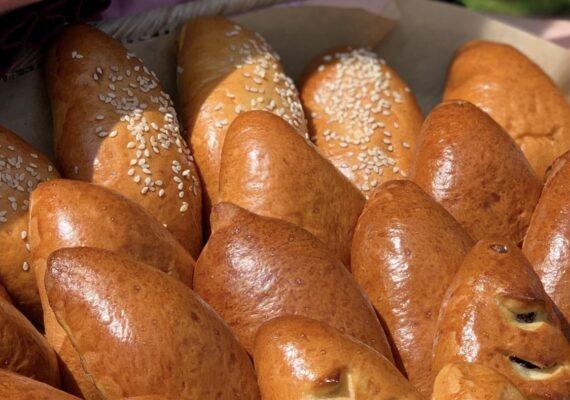 Гарячі пиріжки від Первака