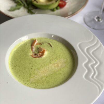 Крем – суп зі спаржі